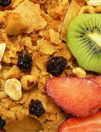 Food Pyramid Food Hints Tips Healthy